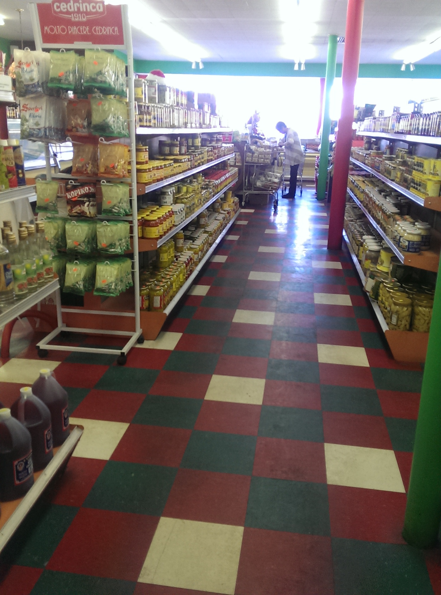 Ferrara's Imported Foods – Cleveland Rocks, Cleveland Eats